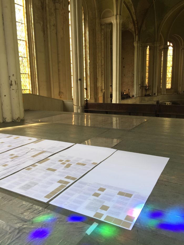 Zionskirche Ausstellung